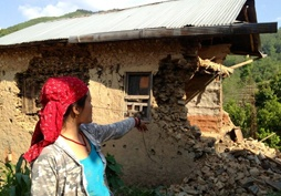 Appeal from Raksha Nepal to help the earthquake affected people